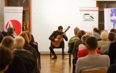 Koncertni ciklus Grada – Erick Quijada, gitara