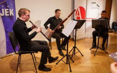 Koncertni ciklus Grada – Riječki puhački trio