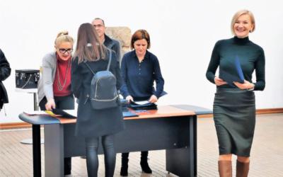 Gamoš uručila učeničke i studentske stipendije Grada Osijeka za 2019./2020.