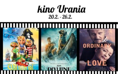 Kino Urania – tjedni program