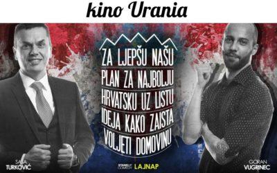 """Politički stand-up comedy show: """"Za ljepšu našu"""""""