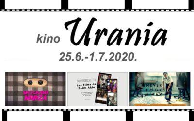 Pogledajte ovotjedni program u kinu Urania