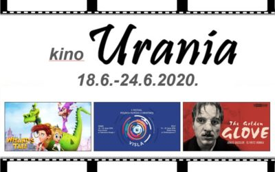 Nakon 3 mjeseca kino Urania ponovno počinje s radom