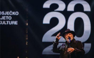 Koncertom Rade Šerbedžije otvoreno 20. Osječko ljeto kulture