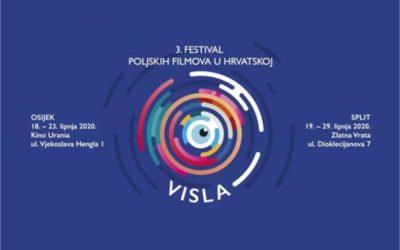 """3. Festival poljskih filmova """"Visla"""" u Osijeku"""