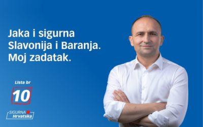 Pismo župana Ivana Anušića povodom parlamentarnih izbora 2020