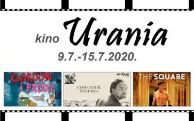 Pogledajte ovotjedni filmski program kina Urania