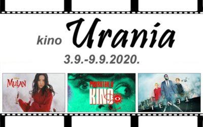 Bogat filmski tjedan u kinu Urania