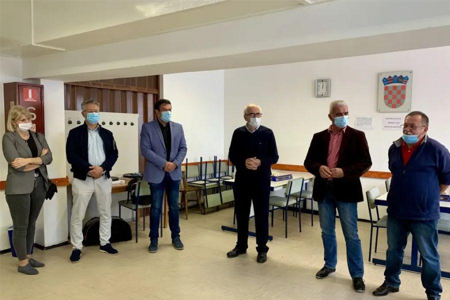 Otvoren Dnevni boravak za umirovljenike u Donjem gradu