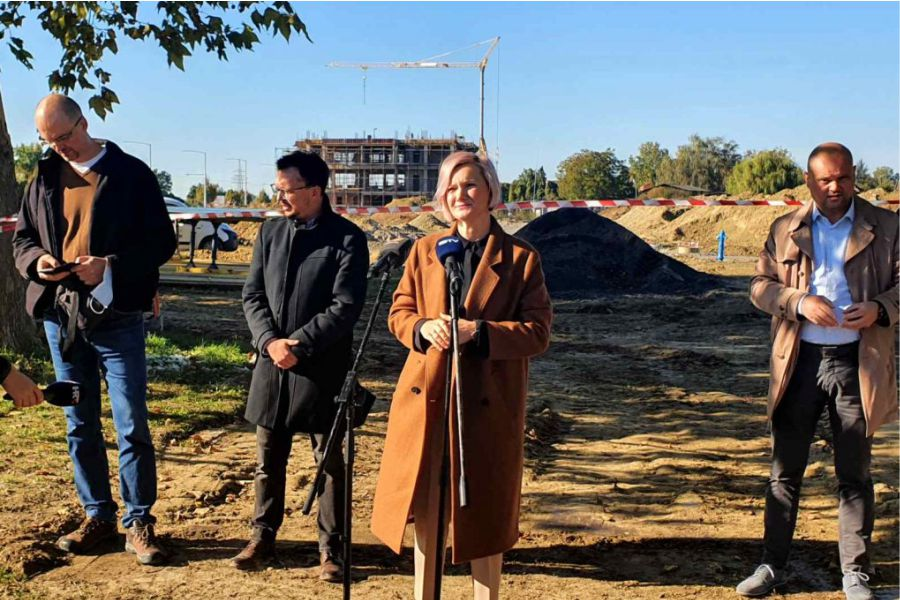 Osječki IT park izgradit će se do siječnja 2023.