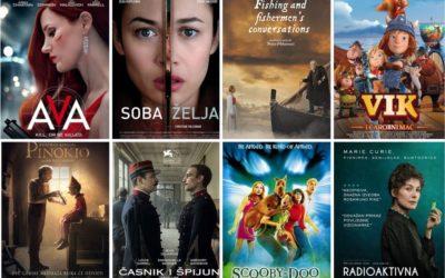 Novi filmski tjedan u kinu Urania