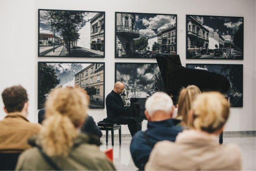 Održan koncert Srđana Filipa Čaldarovića u okviru 9. glazbene sezone Koncertnog ciklusa Grada