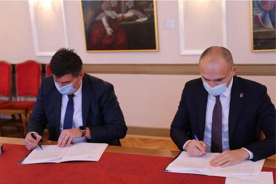 Uspješna suradnja potvrđena i sporazumom