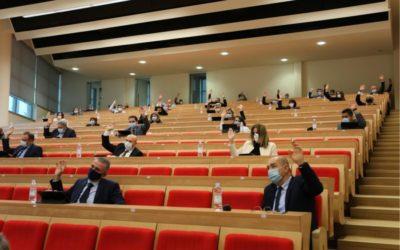 Održana 34. sjednica Skupštine Osječko-baranjske županije
