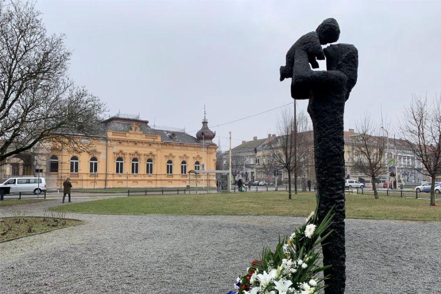 U Osijeku obilježen Jom Hašoa, dan sjećanja na žrtve holokausta
