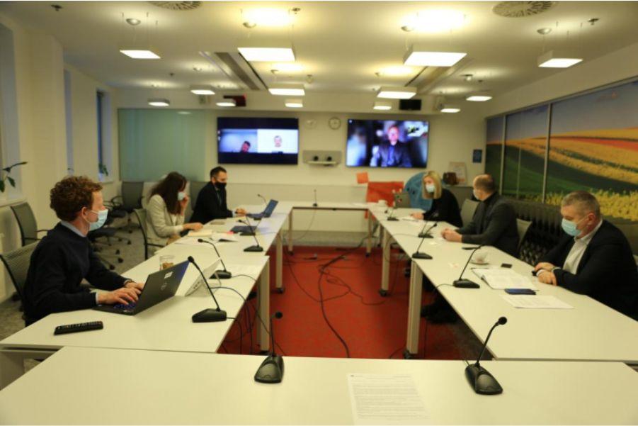 Održan sastanak župana i predstavnika Svjetske banke