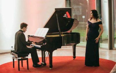 Održan koncert Kristine Owais i Stipe Bilića u okviru 9. glazbene sezone Koncertnog ciklusa Grada