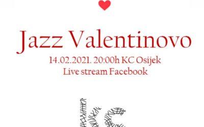 Jazz Valentinovo iz KC Osijek!