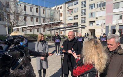 Podružnica Hns-a Osijek jučer održala konferenciju za medije