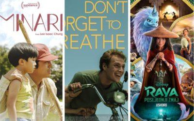 Pogledajte koje naslove donosi novi filmski tjedan kina Urania