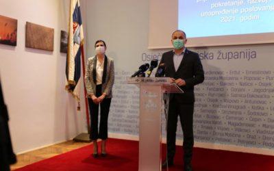 Osječko-baranjska županija odobrila 3 milijuna kuna za poticanje poduzetništva