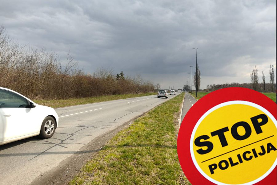 Protekloga vikenda evidentirano 13 prometnih nesreća
