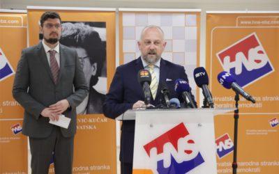 Vladimir Ham kandidat HNS-a za gradonačelnika Osijeka