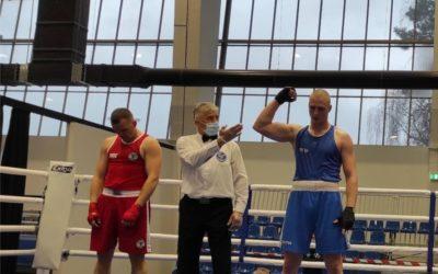Zvonimir Rebolj osvojio srebrnu medalju na 31. Pojedinačnom prvenstvu Hrvatske za seniore