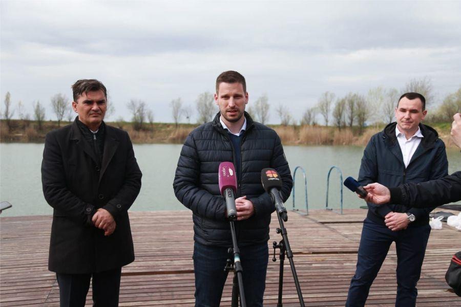 """Radić: """"Grad će preuzeti brigu nad Bajerom na Jugu 2 i pretvoriti ga u urbano izletište"""""""