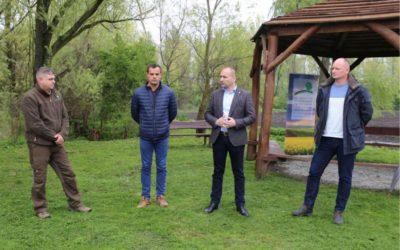 Otvorena Šumska poučna staza Kolođvar