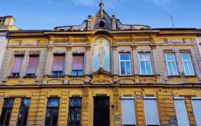 Secesijska ljepotica –  Kuća Friml