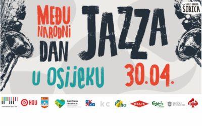 Međunarodni dan jazza u Osijeku