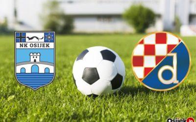 [ANKETA] Tko će pobijediti u današnjem susretu: NK Osijek ili GNK Dinamo?