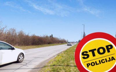 Oprez vozači! Policija najavila pojačane mjere u prometu