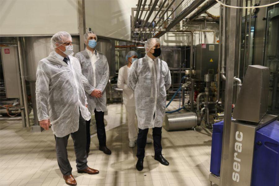 U Tvornici mliječnih proizvoda Osijek, svi su proizvodi od hrvatskog mlijeka
