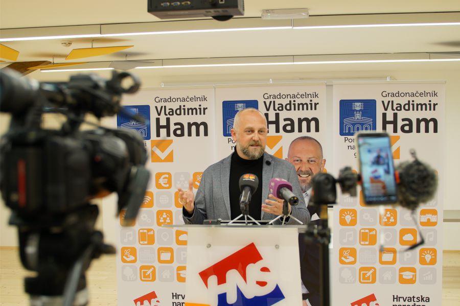 """Vladimir Ham: """"Upravni odjel za mlade, demografiju i populacijsku politiku – mladi trebaju biti kreatori politika za mlade!"""""""