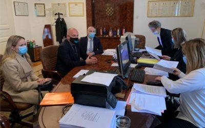 Vladimir Ham prvi predao kandidaturu za gradonačelnika Osijeka u GIP