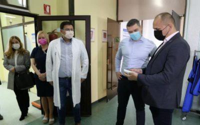 Županija pomogla opremanje Zavoda za dječju kirurgiju