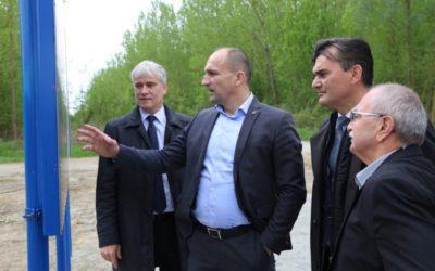 Naselje Karašica dobiva kvalitetan nasip za obranu od poplava