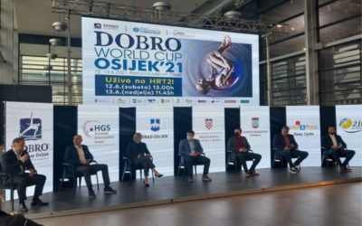 Osijek spreman za Svjetski kup u gimnastici