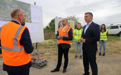 Hrvatske ceste na području OBŽ trenutno provode projekte vrijedne više od 400 milijuna kuna