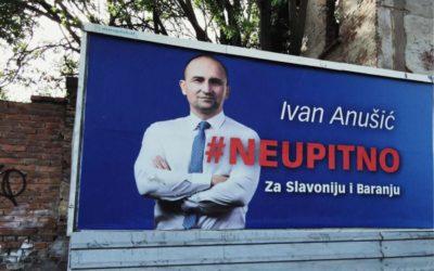 Ivan Anušić ponovno izabran za župana Osječko-baranjske županije