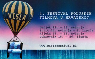 """4. Festival poljskih filmova """"Visla"""" u Osijeku"""