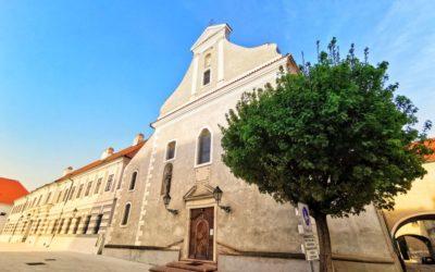 Proslava sv. Antuna u osječkoj Tvrđi