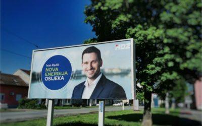 Ivan Radić danas službeno preuzima odgovornost za Grad