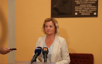 Ivana Bagarić predsjednica Skupštine Osječko-baranjske županije