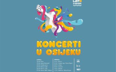 Koncerti u Osijeku