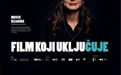 Osobe s oštećenjem sluha mogu pratiti filmove u kinu Urania uz pomoć aplikacije MovieReading