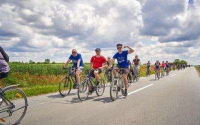 Rekreacijska biciklijada ponovno privukla velik broj zainteresiranih sudionika