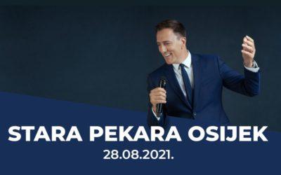 Sergej Ćetković stiže u Osijek!